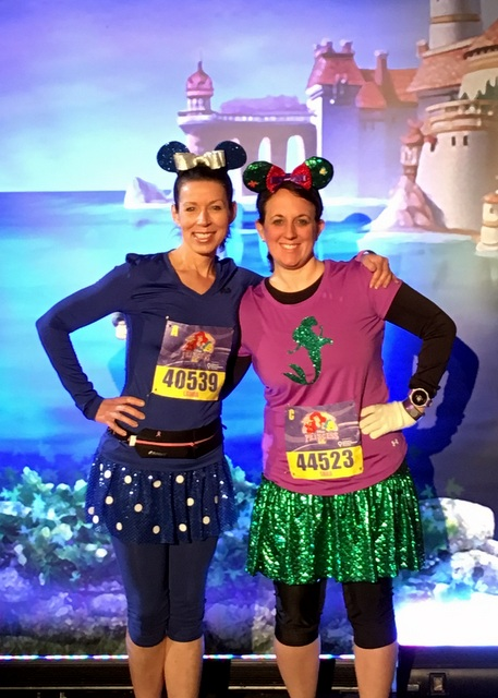 2016 runDisney Princess 5k