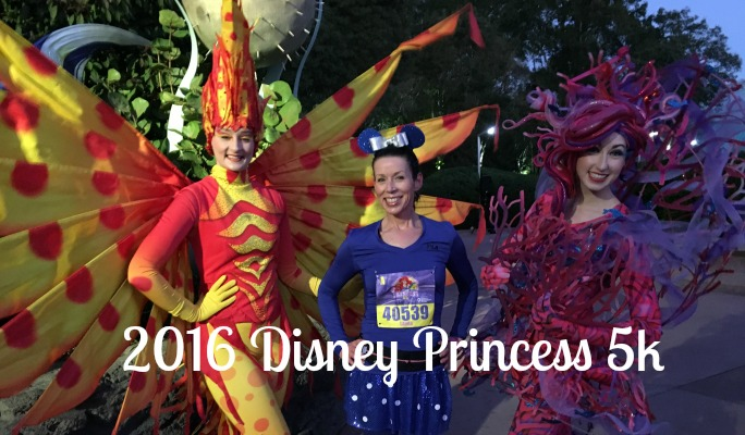 2016 Disney Princess 5k Race Recap