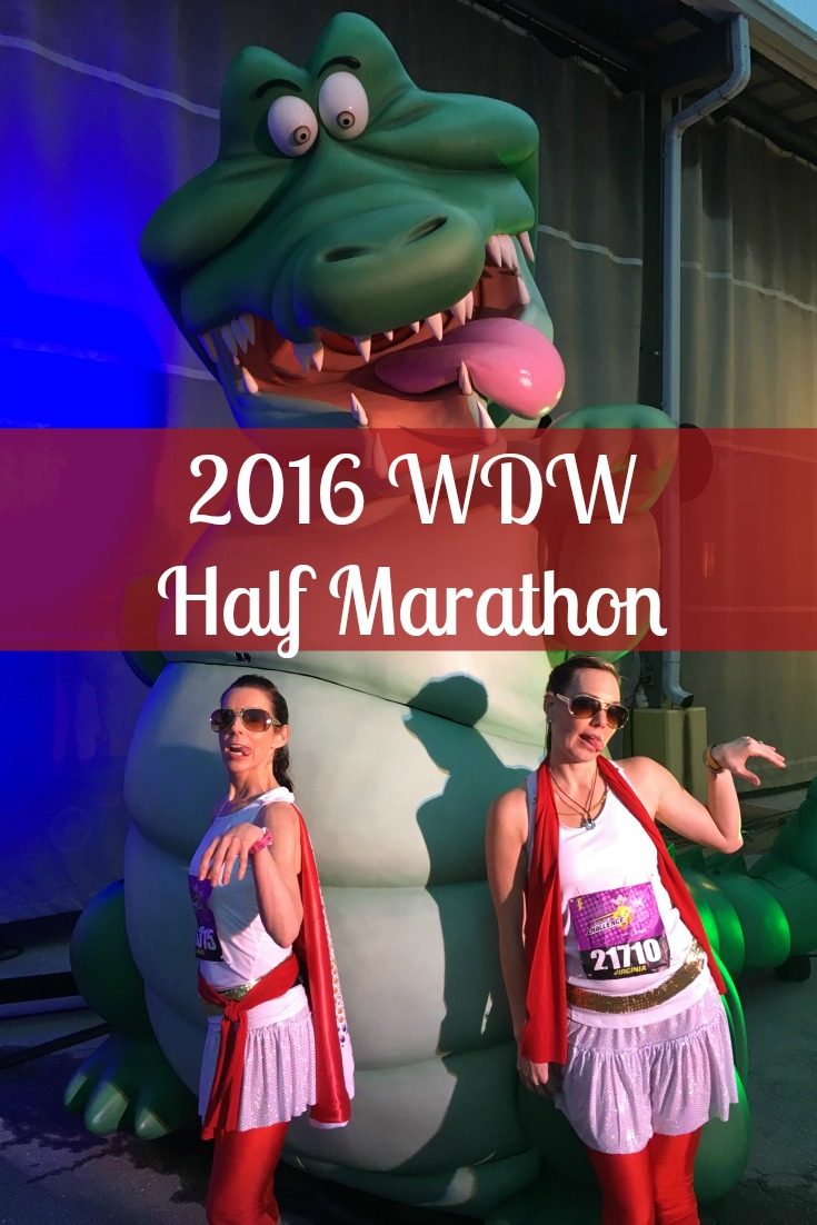 2016 Walt Disney World Half Marathon Race Recap