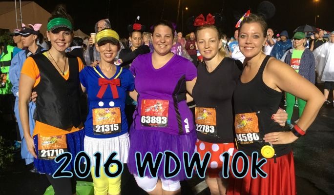 2016 Walt Disney World 10k Race Recap