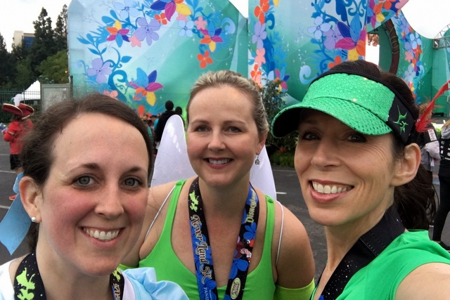 2016 Disney Never Land 5k