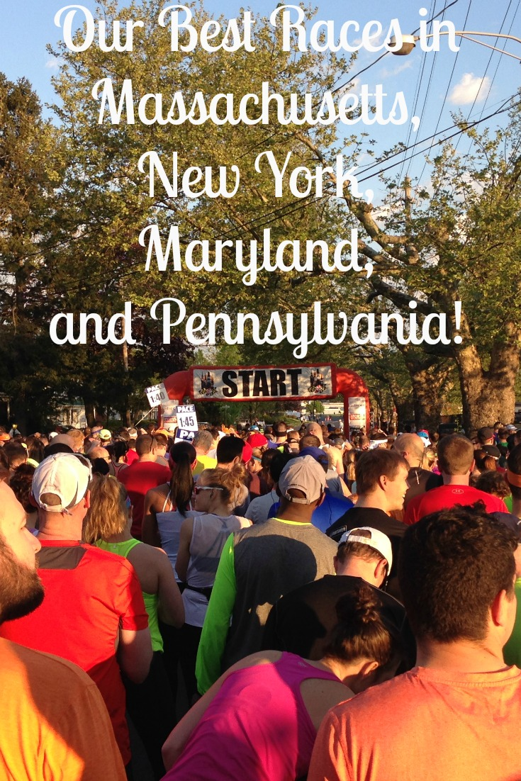 Our Best Races in Massachusetts, New York, Maryland, and Pennsylvania!