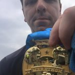 Seriously, I did run a marathon, here's proof!