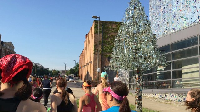 2016 Baltimore Women's Classic 5k - a lovely race in the heart of Charm City!