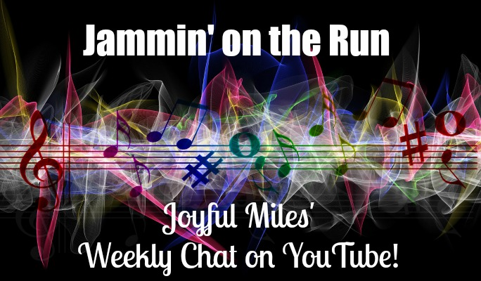 Jammin' on the Run: Our new weekly chat on YouTube!