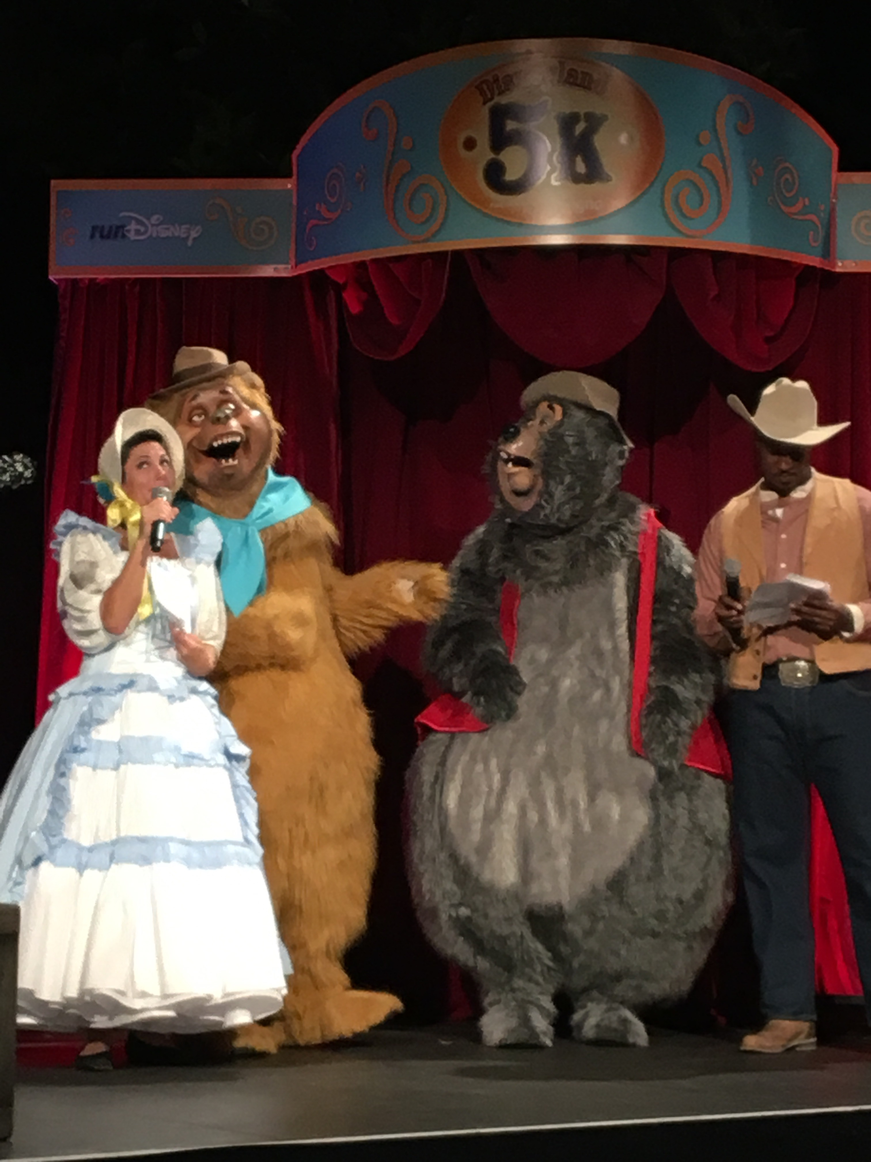 Disneyland Country Bears 5k Race Recaps