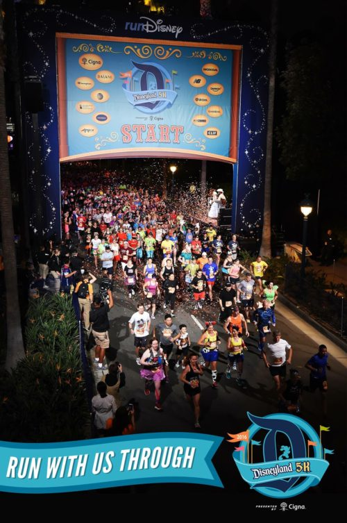Disneyland Country Bears 5k Race Recap