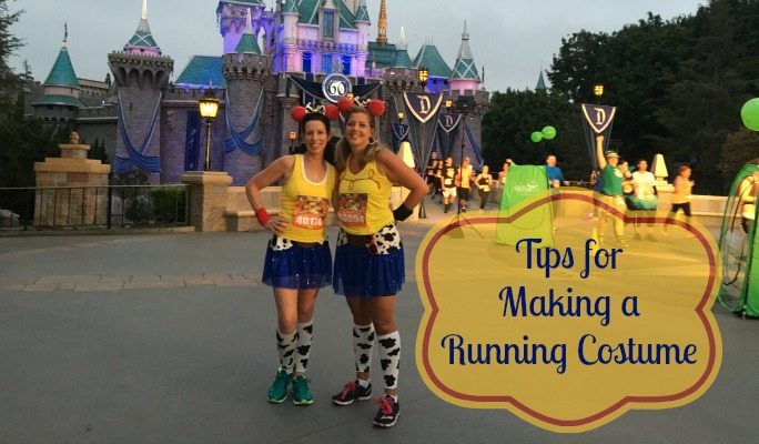 Tips for Making a Running Costume