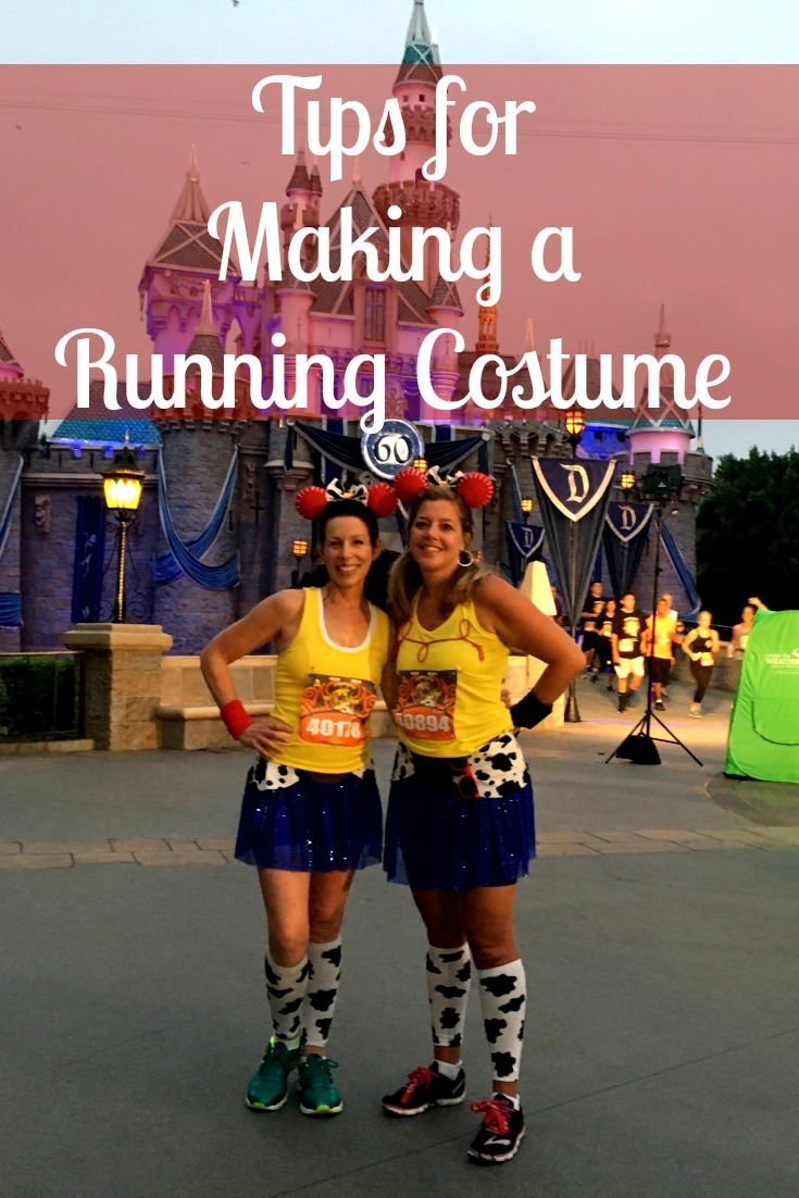 Tips for Making a Running Costume | runDisney