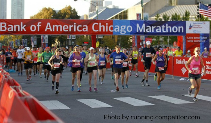 2016 Chicago Marathon Video Recaps