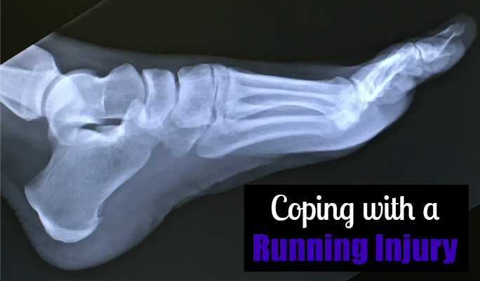 Coping with a Running Injury: How to Find a Bright Side