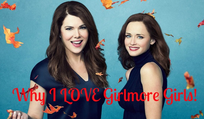 Friday Five: Why I Love the Gilmore Girls