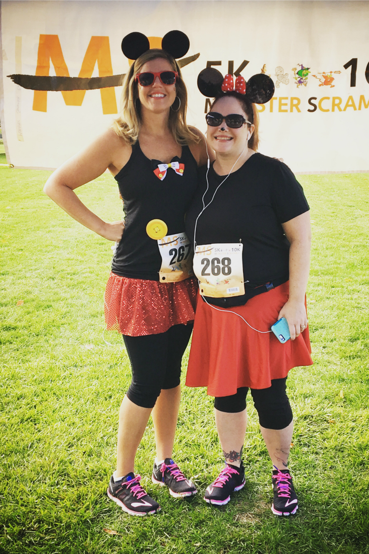 Monster Scramble 5k and 10k