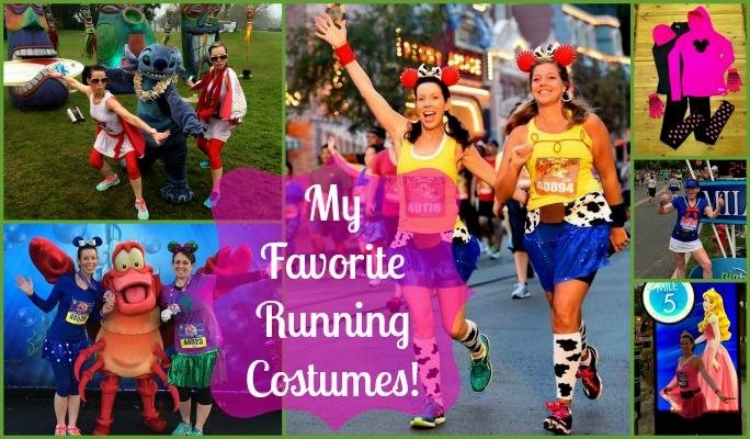 My Favorite Running Costumes | Friday Five