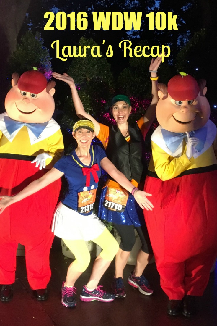 2016 WDW 10k Race Recap - Day 2 of the Dopey Challenge | runDisney