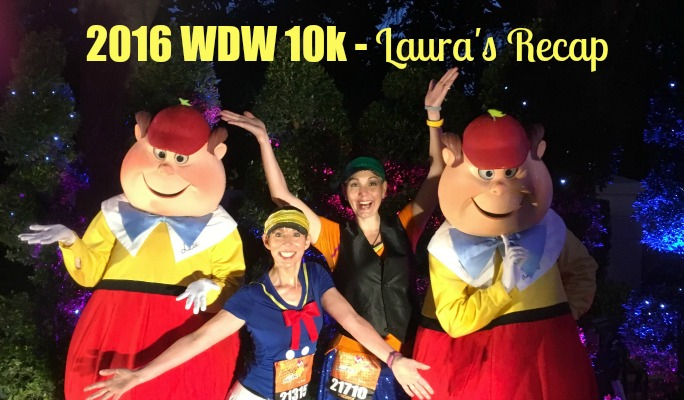 2016 WDW 10k - Day 2 of the Dopey Challenge | runDisney