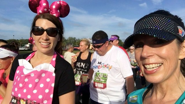 Disney's 2016 Wine and Dine Half Marathon Race Recap