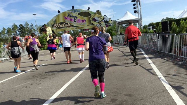 Disney's 2016 Wine and Dine Half Marathon