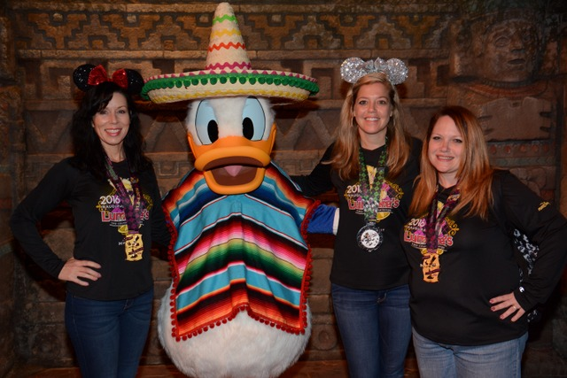 Disney's Wine & Dine Half Marathon After Party 2016