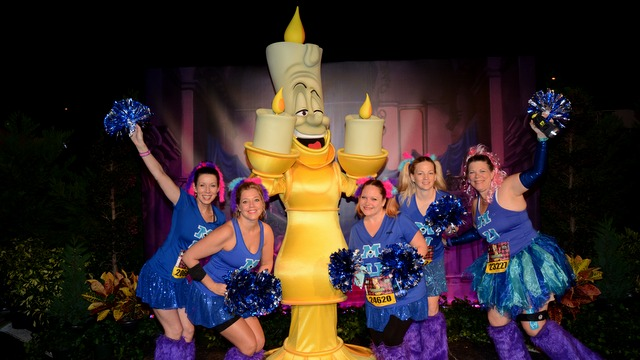 Disney's Ratatouille 10k Race Recap: Day 1 of the Lumiere Two Course Challenge!
