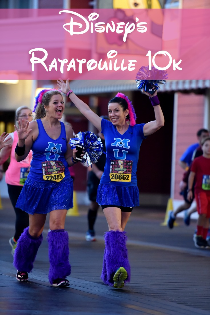 Disney's Ratatouille 10k Race Recap: Day 1 of the Lumiere Two Course Challenge