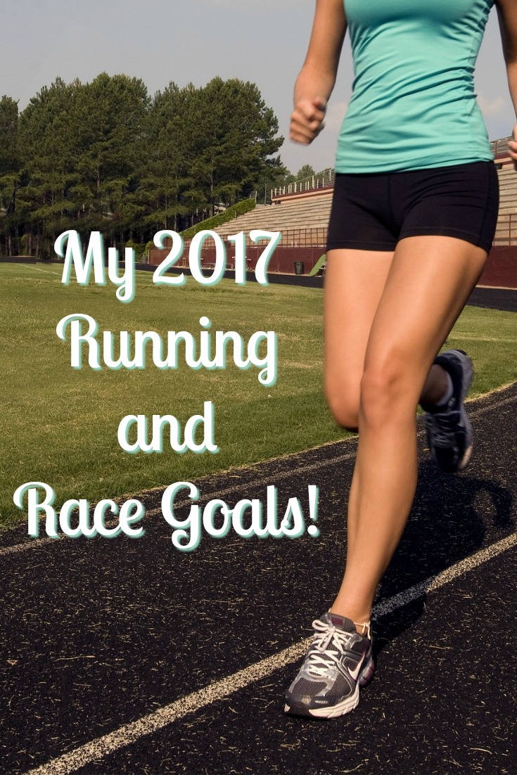 My 2017 Running and Race Goals | Tuesdays on the Run