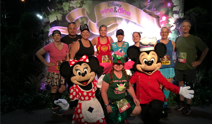 Disney's Wine & Dine Haf Marathon Weekend Round Up