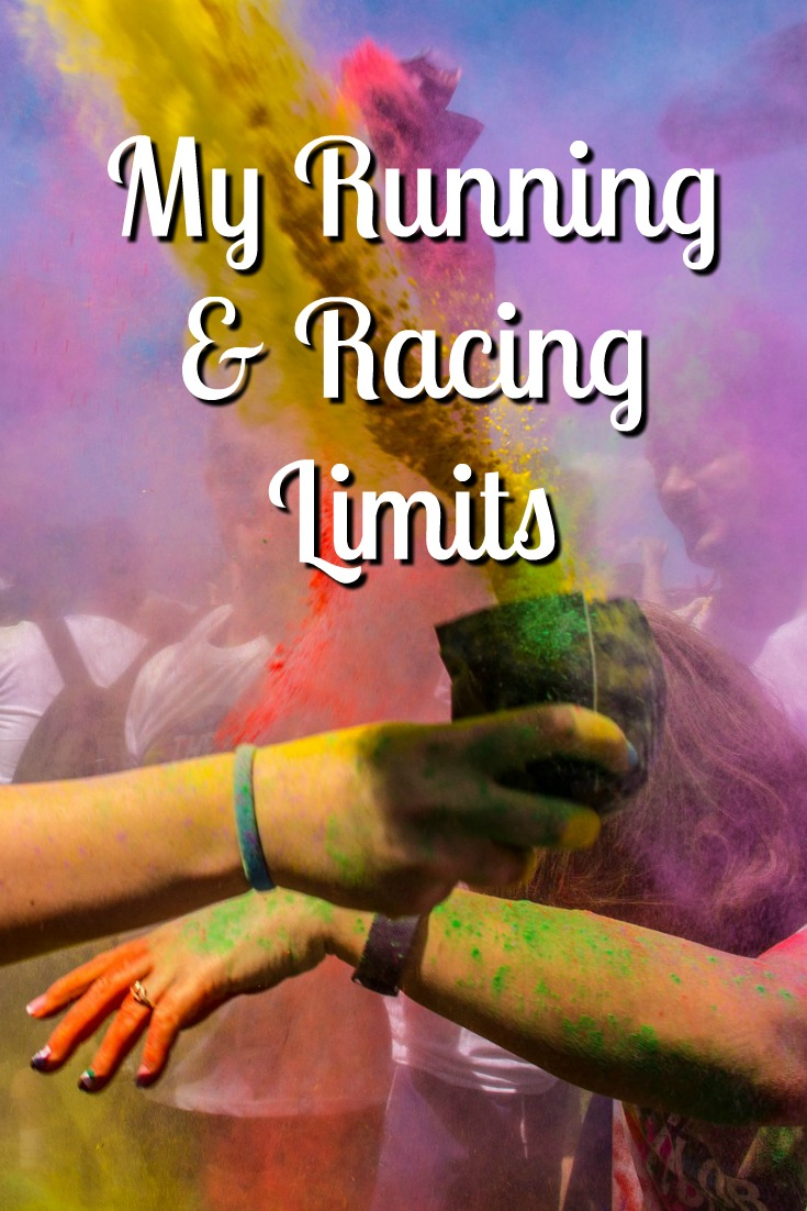 My Running & Racing Limits | Tuesdays on the Run