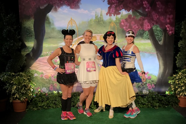 Disney's Princess 5k | runDisney Half Marathon Weekend 2017