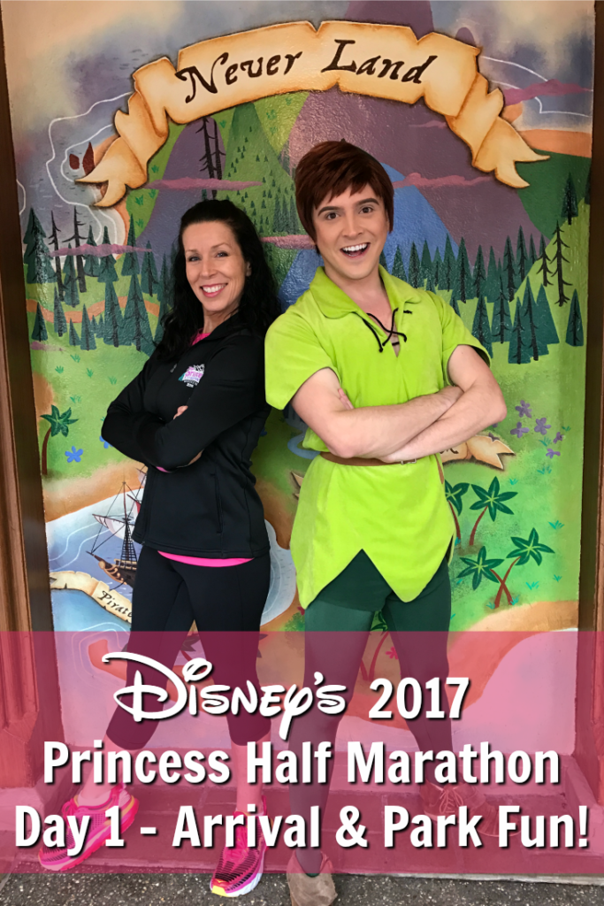 Disney's Princess Half Marathon Weekend 2017 Day 1 - Arrival and Park Fun!
