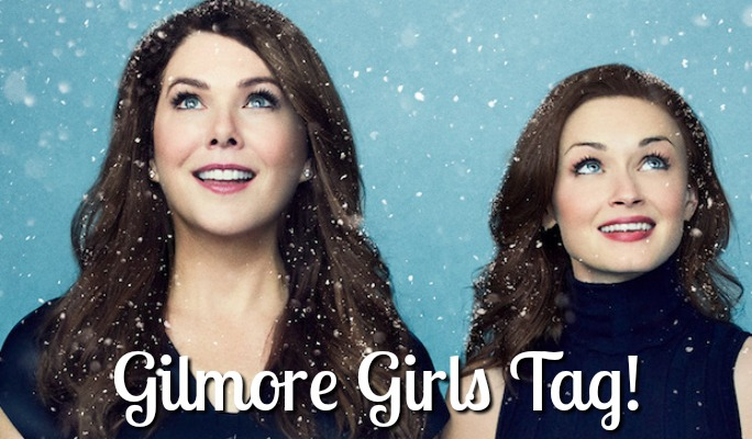 Gilmore Girls Tag: Pre-A Year in the Life Fun!