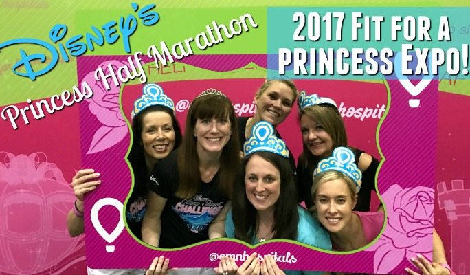 Disney's Fit for a Princess Expo | 2017 Princess Half Marathon Weekend