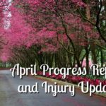 April Progress Report and Injury Update | Tuesdays on the Run
