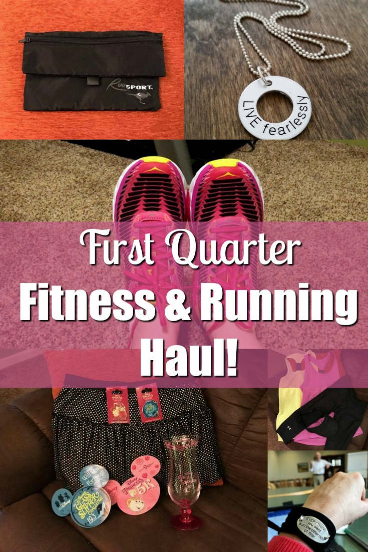 First Quarter Fitness & Running Haul