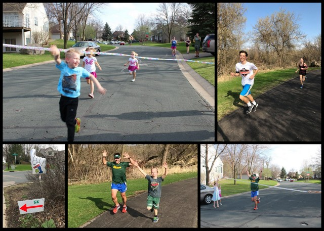 Easter Family 5k: A Runner's Story