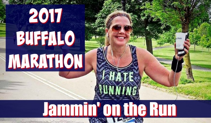 2017 Buffalo Marathon Race Recap with a Jeff Galloway Encounter!