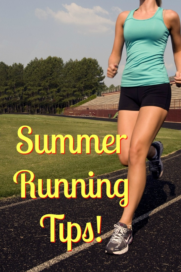 Summer Running Tips
