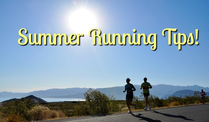 Tips for Running in the Summer!