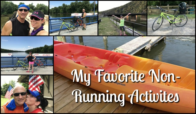 My Favorite Non-Running Activities