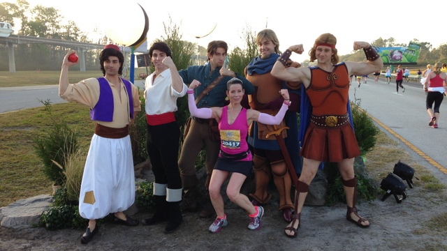 runDisney Character and Race Photo Tips