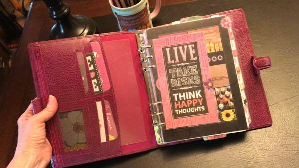 My Happy Planner for Dopey Challenge Training