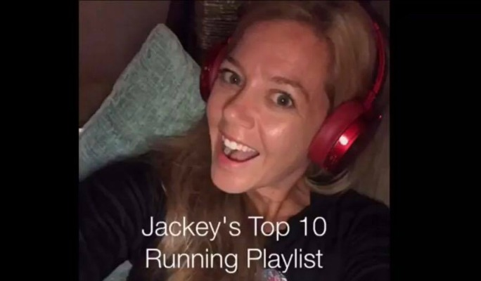 Jackey's Top 10 Running Playlist Songs