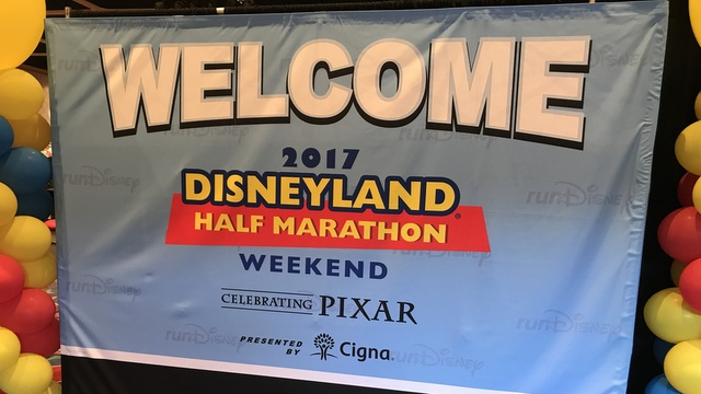 Disneyland Half Marathon Weekend: 2017 Expo Recap