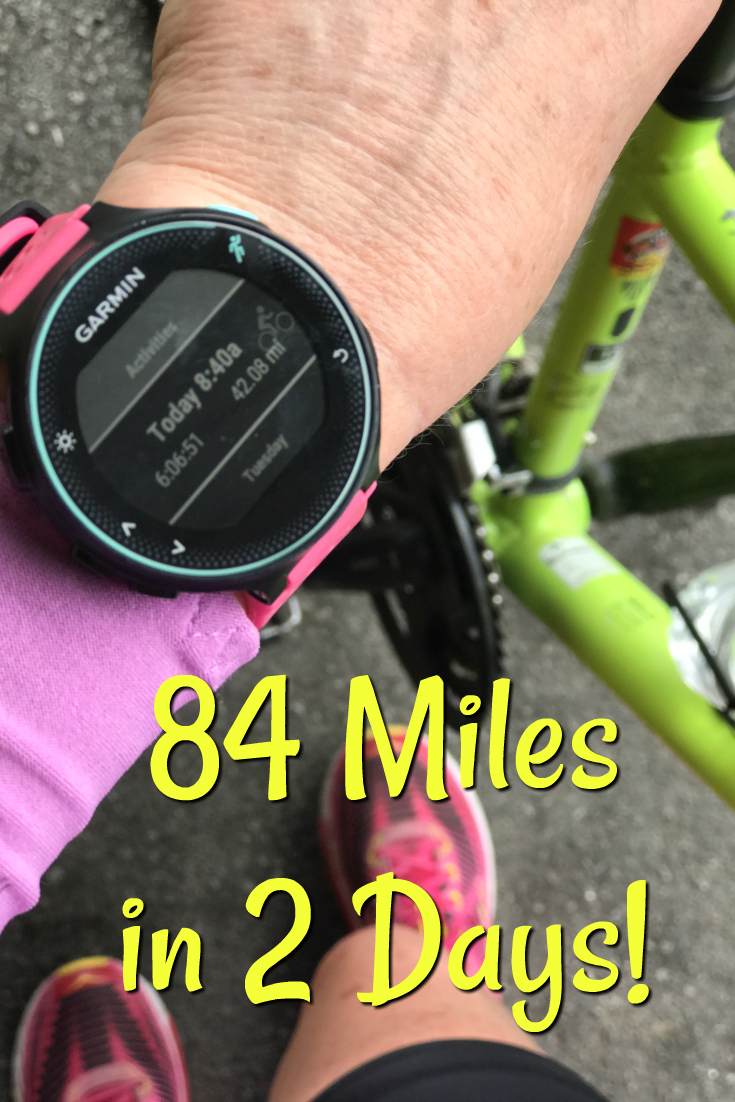 84 Miles in 2 Days: Biking the Northern Central Railroad and York County Heritage Rail Trail!