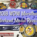 runDisney's 2018 WDW Marathon Weekend Medal Reveal!