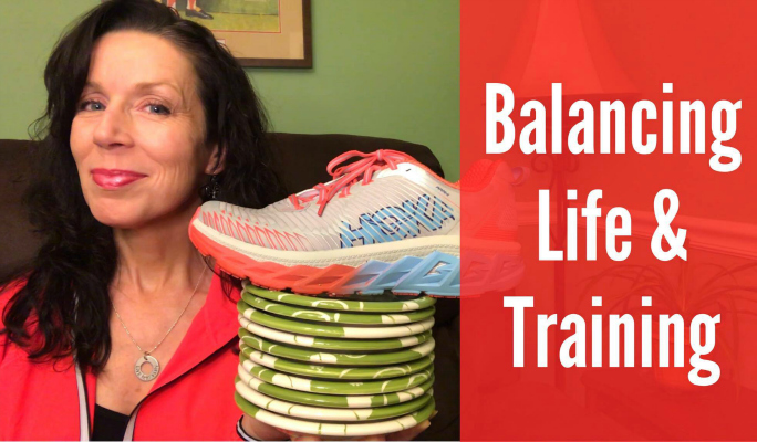 Balancing Life and Training: Changing My Perspective