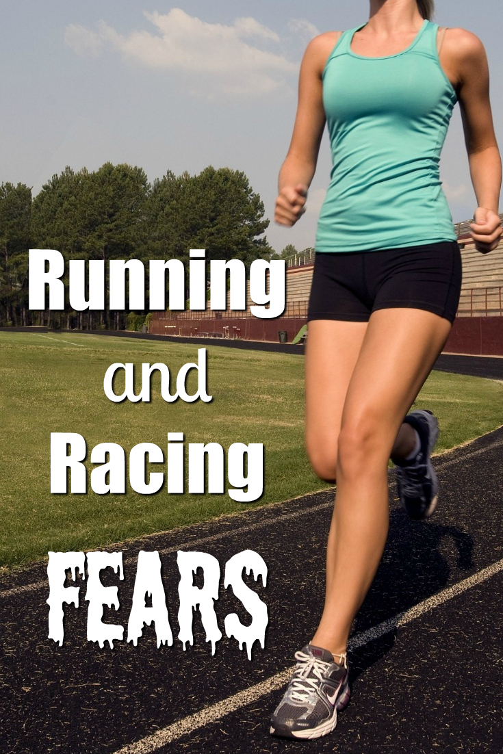 Running and Racing Fears: Let it Go or Go with the Flow