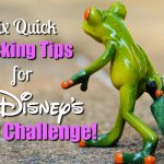 Six Quick Packing Tips for runDisney's Dopey Challenge