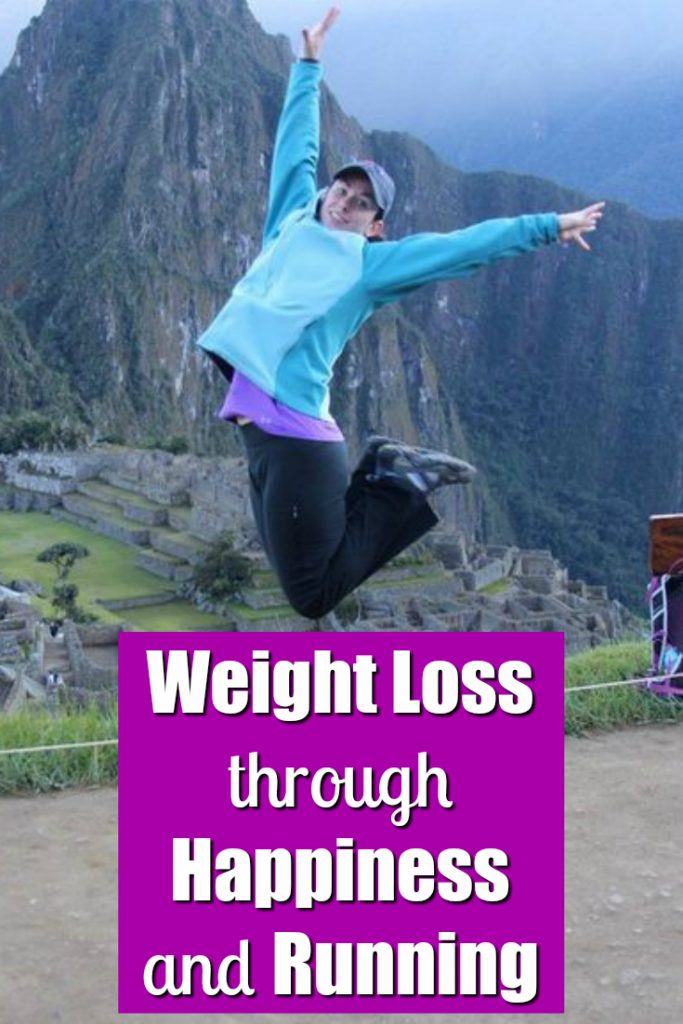 Weight Loss through Happiness and Running