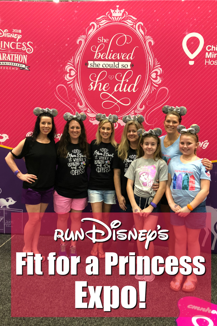 Disney's 2018 Fit for a Princess Expo Recap: Princess Half Marathon Weekend